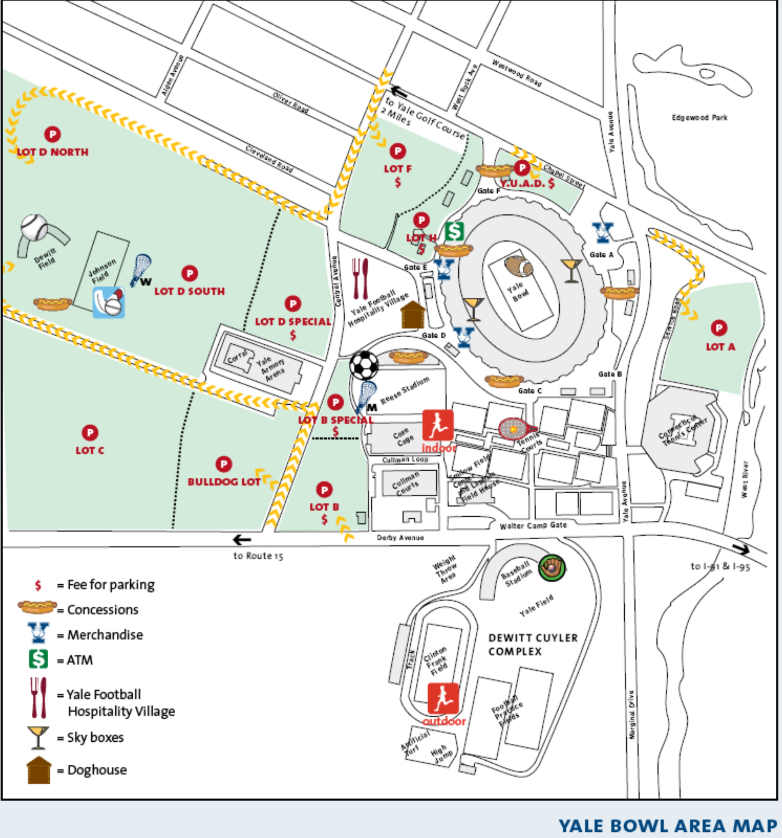 Lakeland Community College Campus Map.Playing Facilities